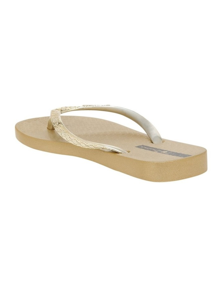 Glaam Gold Sandal image 3