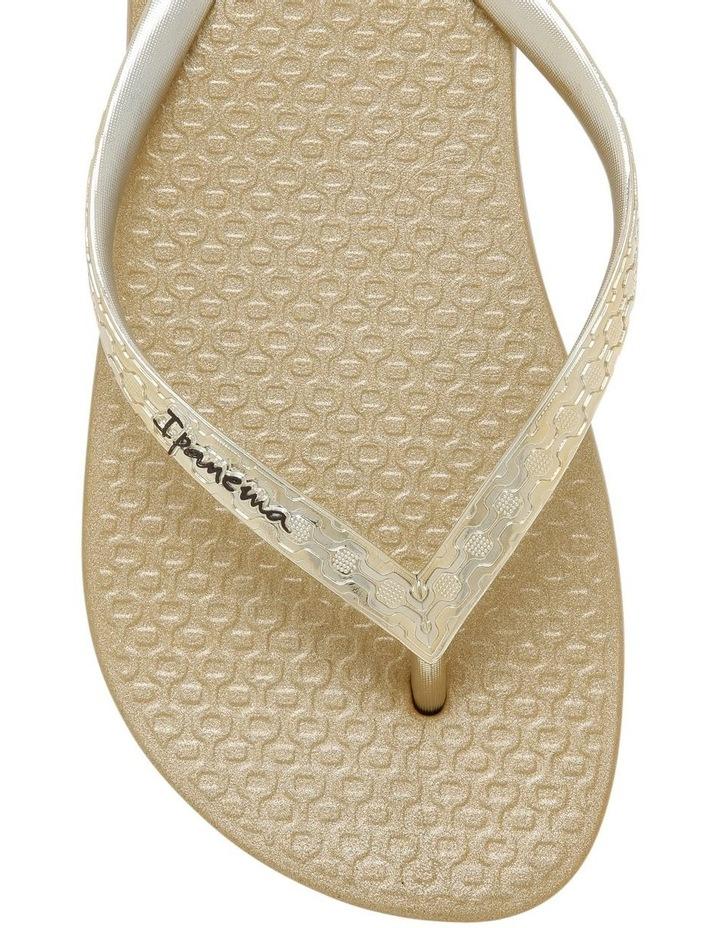 Glaam Gold Sandal image 5