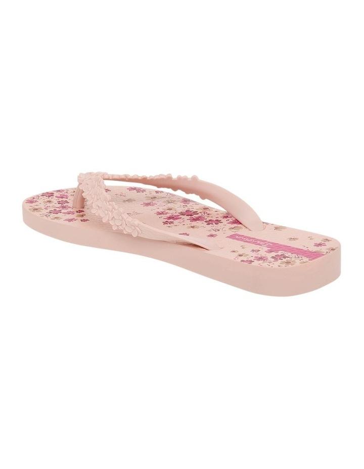 Floral Fashion Pink Sandal image 3