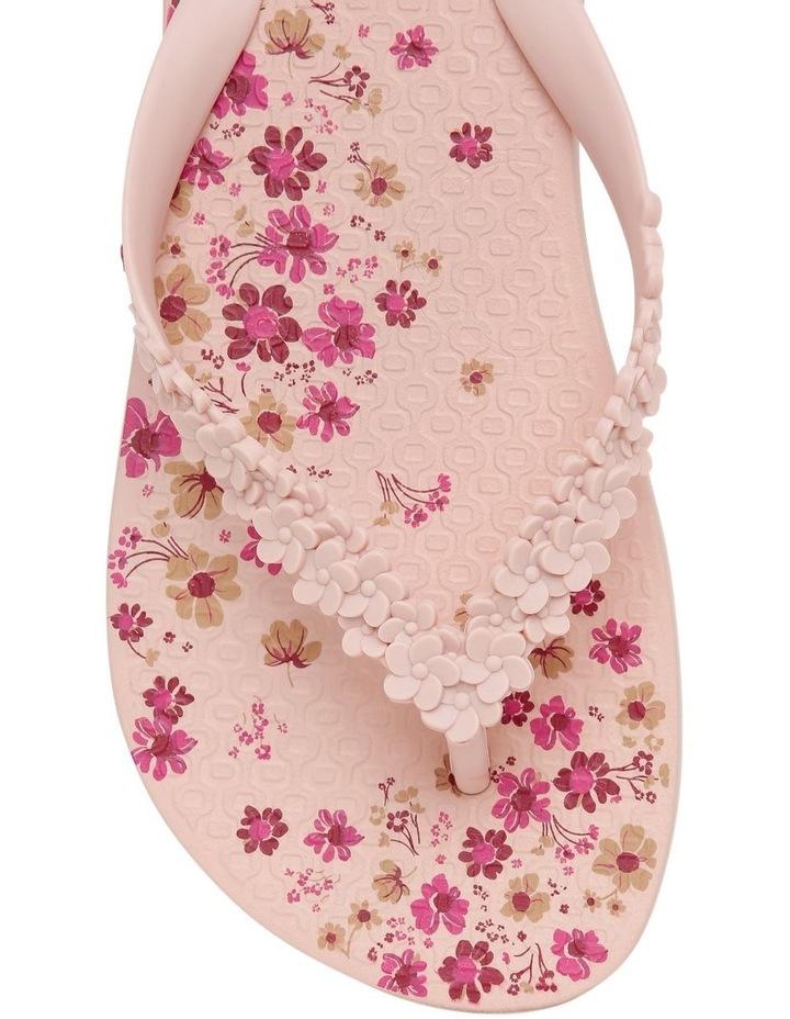 Floral Fashion Pink Sandal image 5