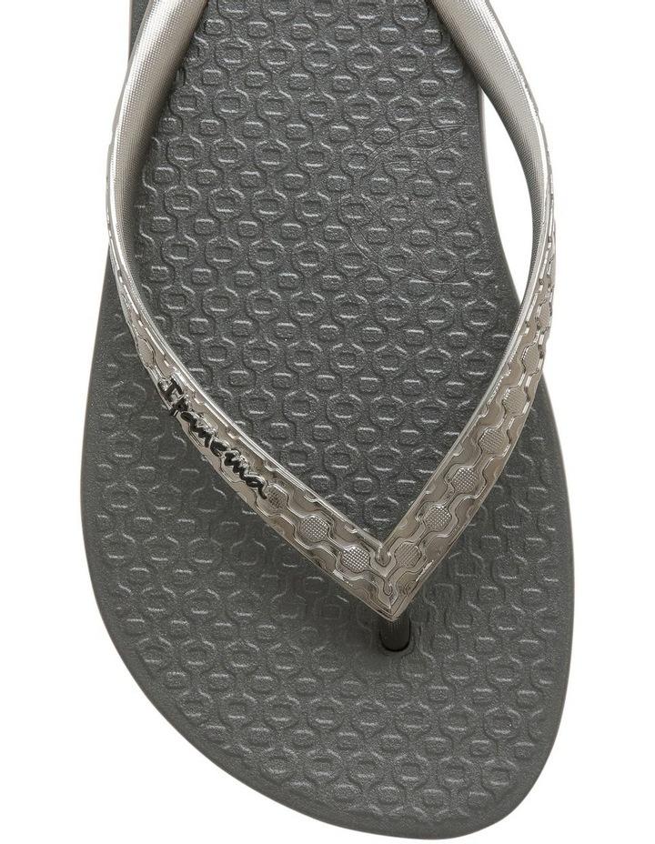 Glaam Black Sandal image 5