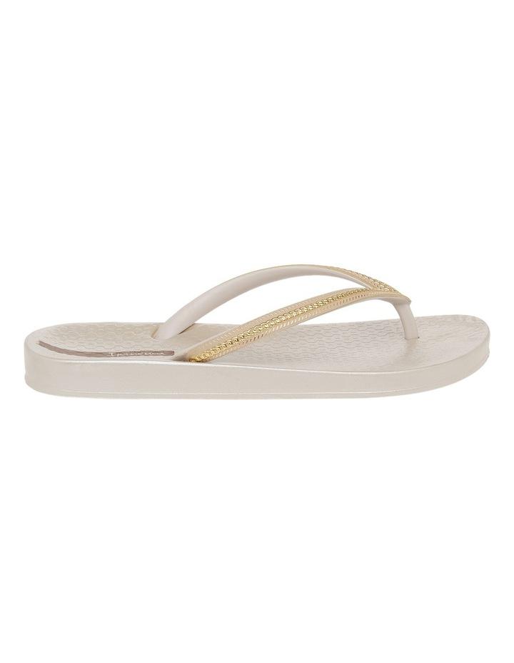 Metallic White Sandal image 1