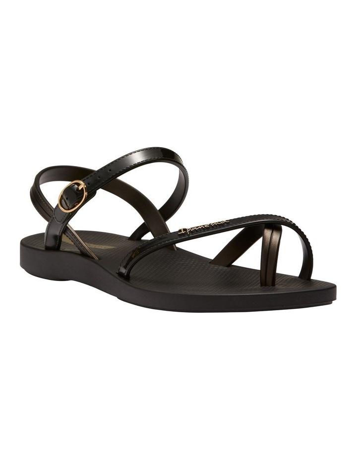 Great Basics Black Sandal image 3