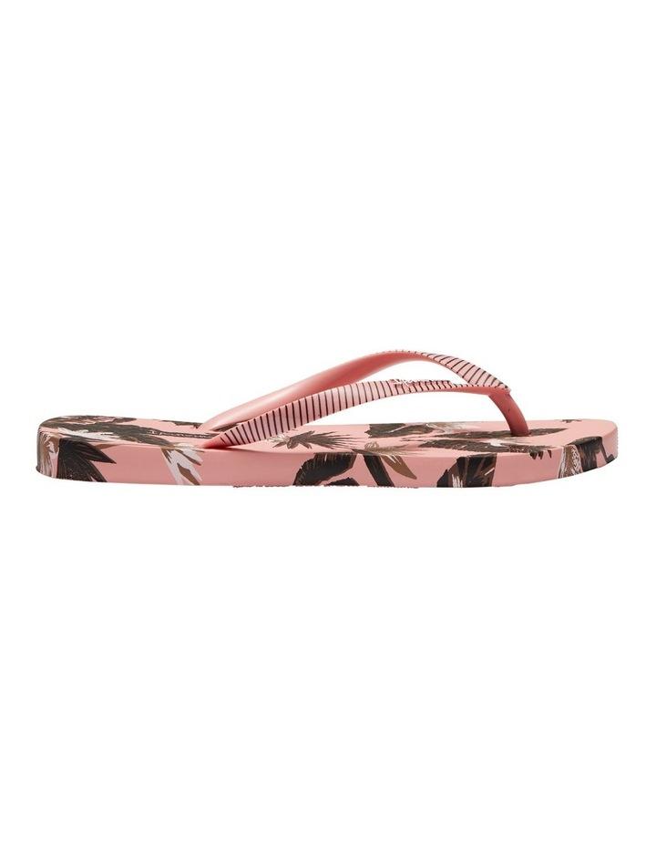 Tropical Fem Pink Thong image 1