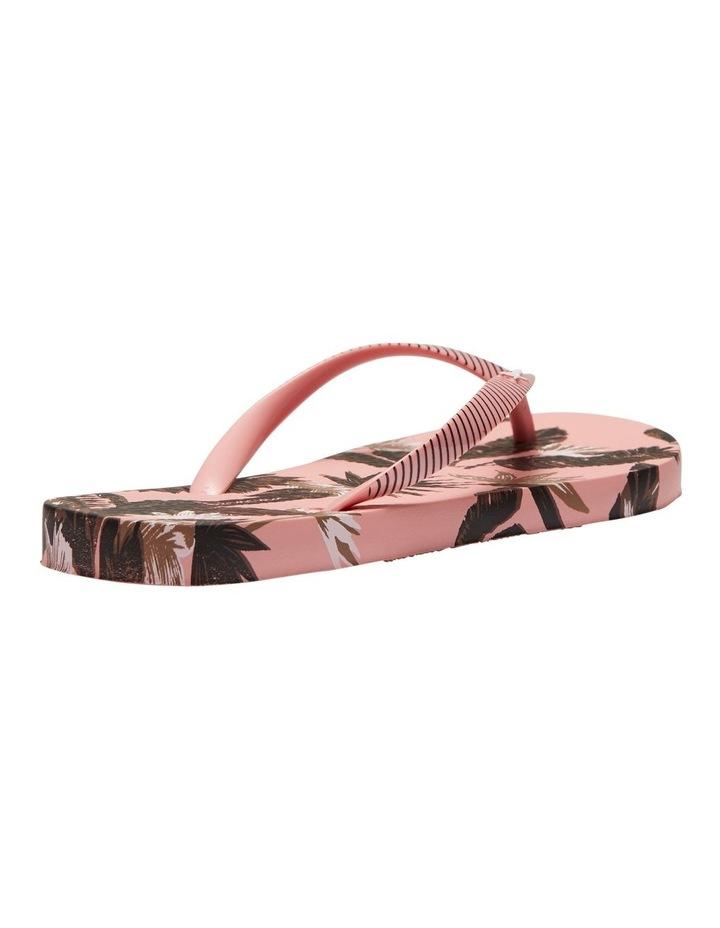 Tropical Fem Pink Thong image 2