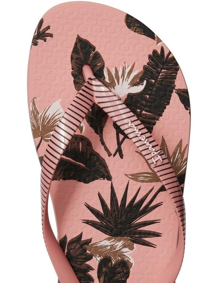 Tropical Fem Pink Thong image 4