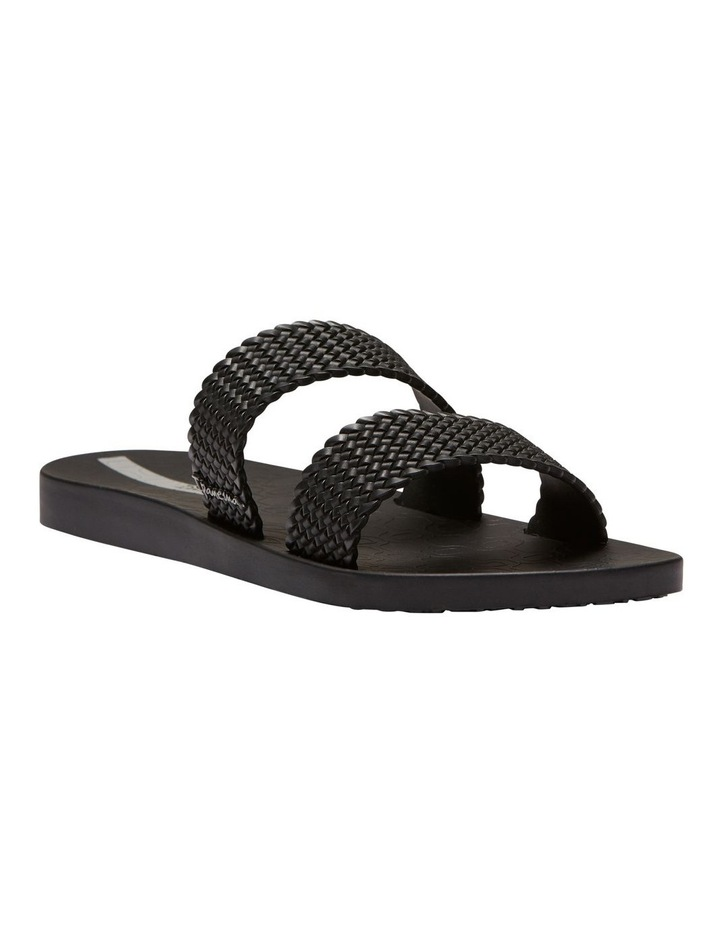 City Fem Black Sandal image 1