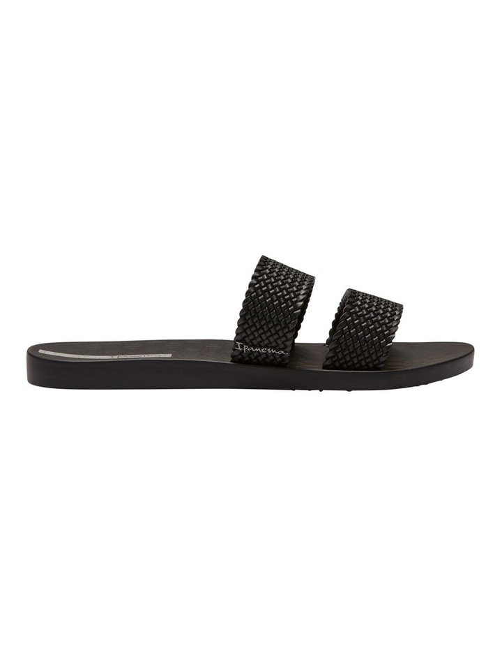 City Fem Black Sandal image 3