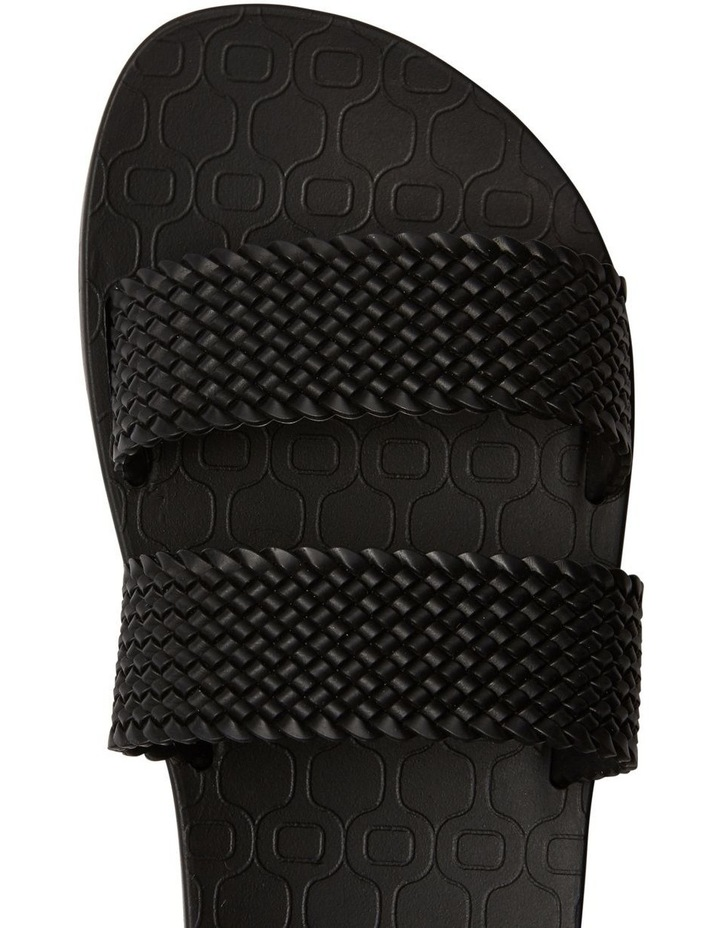 City Fem Black Sandal image 4