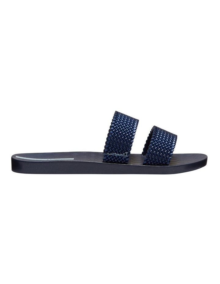 City Fem Navy Sandal image 1