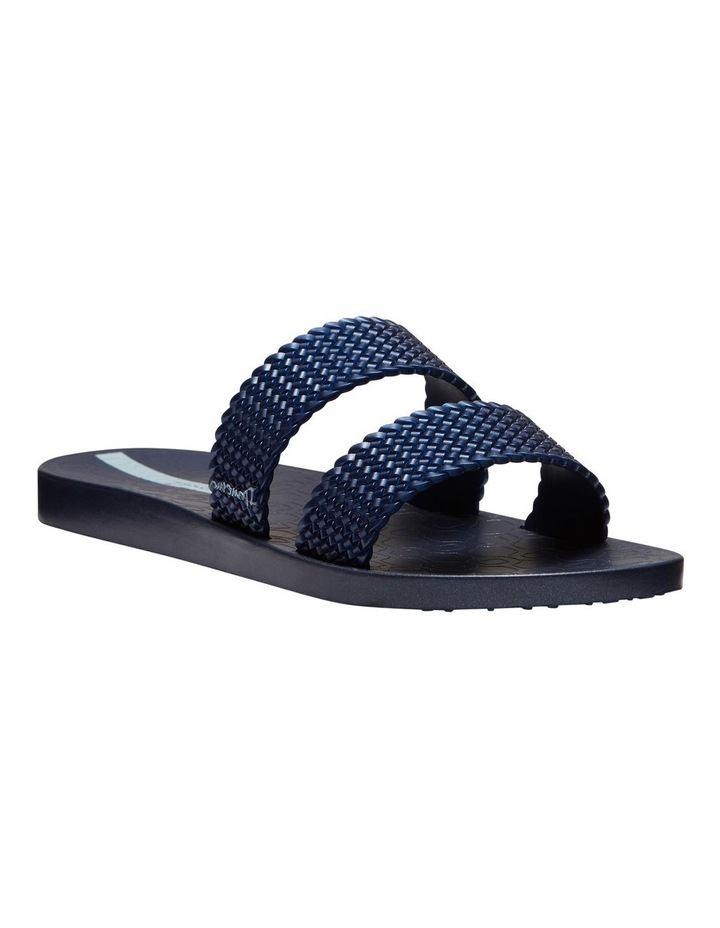 City Fem Navy Sandal image 3