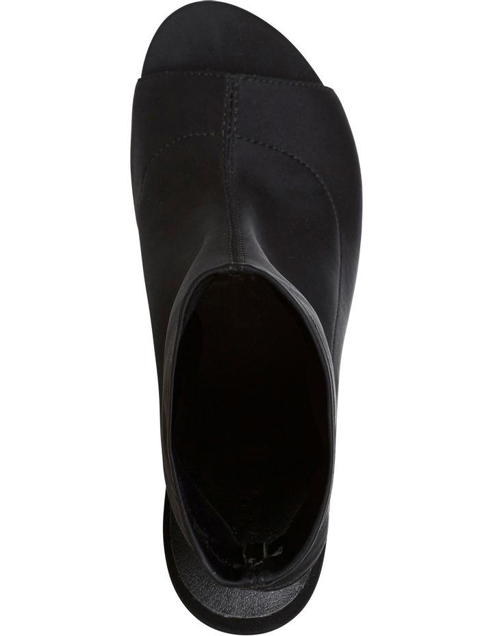 Glitch Black Lycra Boot image 3