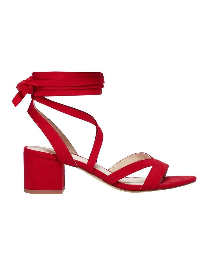 Maxine Red Sandal image 1
