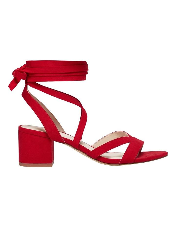 Maxine Red Sandal image 2