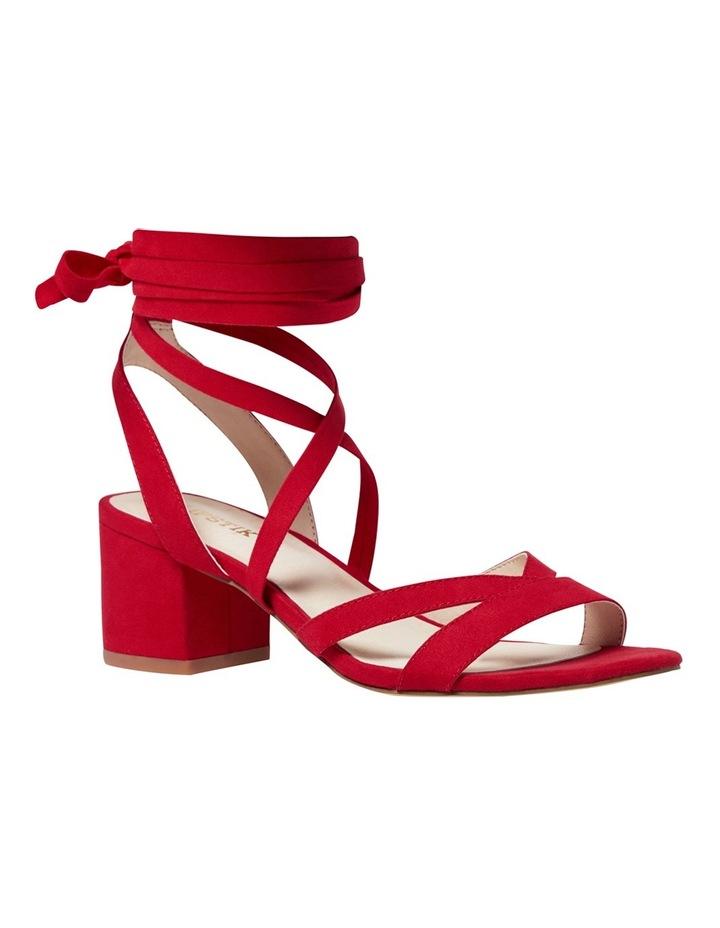 Maxine Red Sandal image 4
