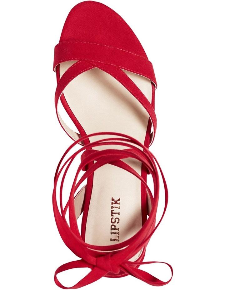 Maxine Red Sandal image 6