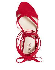 Lipstik - Maxine Red Sandal