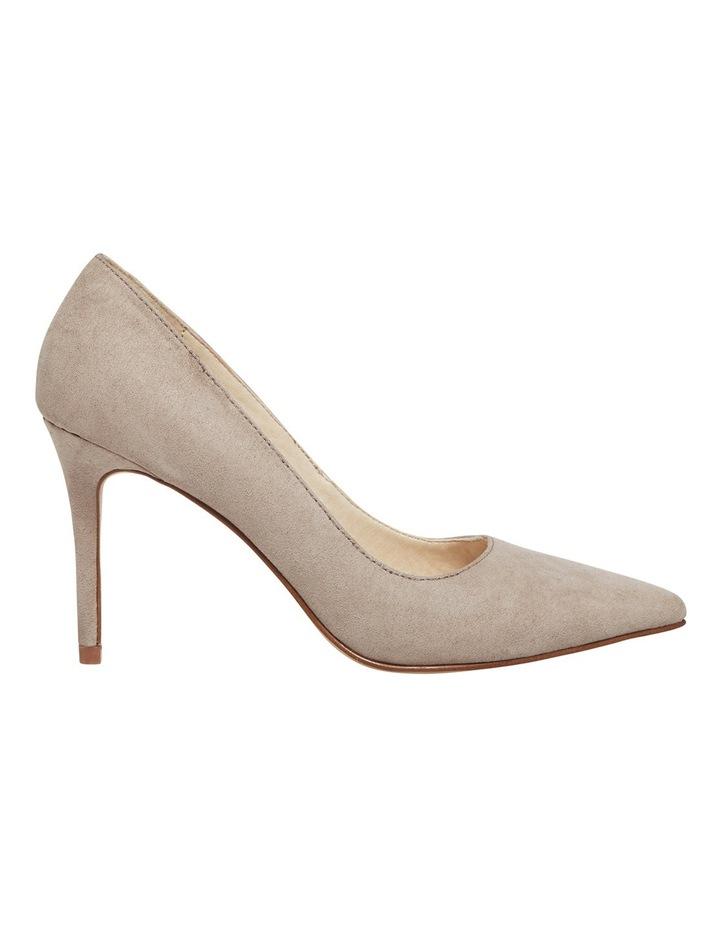 Theadora Taupe Heel image 1