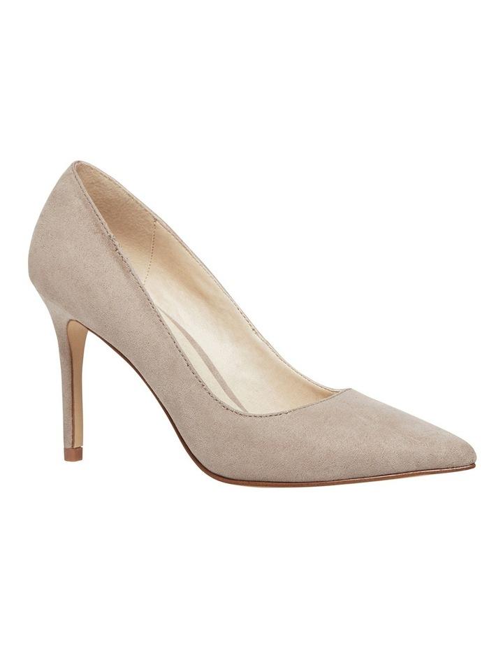 Theadora Taupe Heel image 2