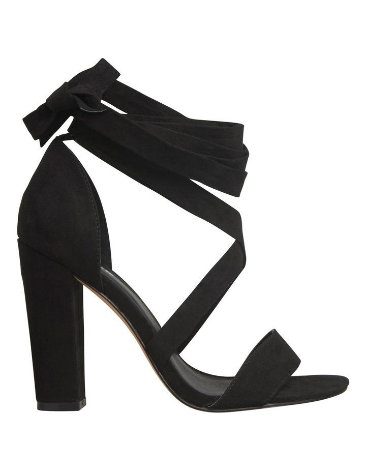 Gael Black Micro Sandal image 1
