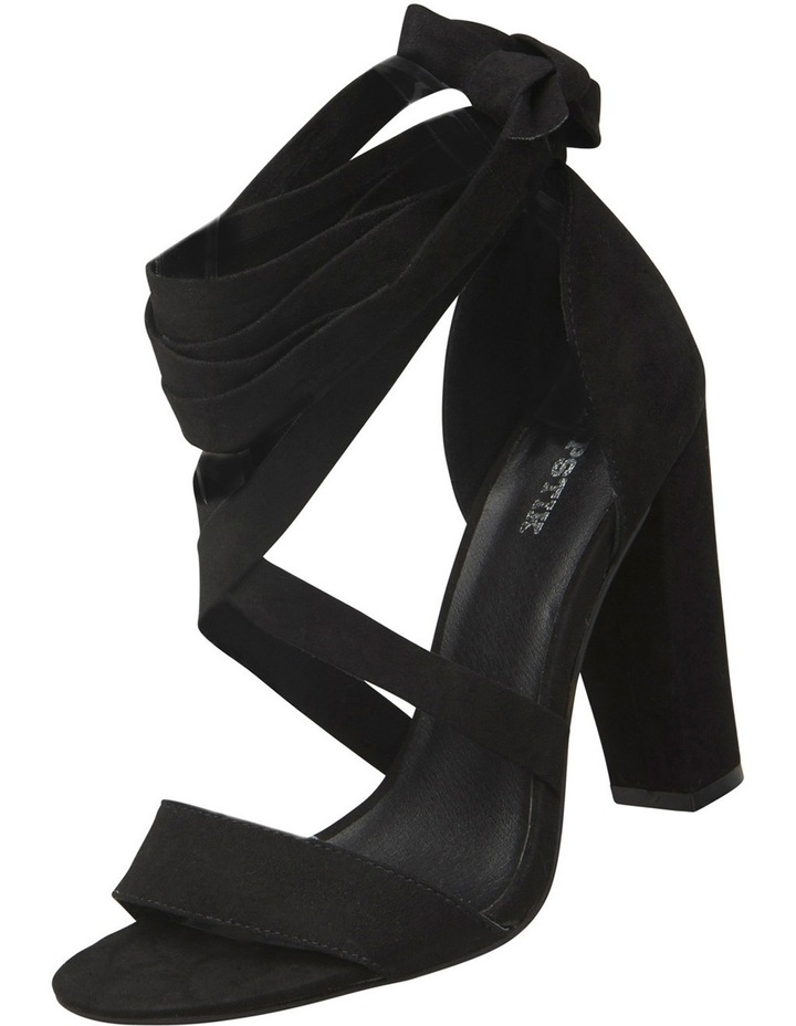 Gael Black Micro Sandal image 2