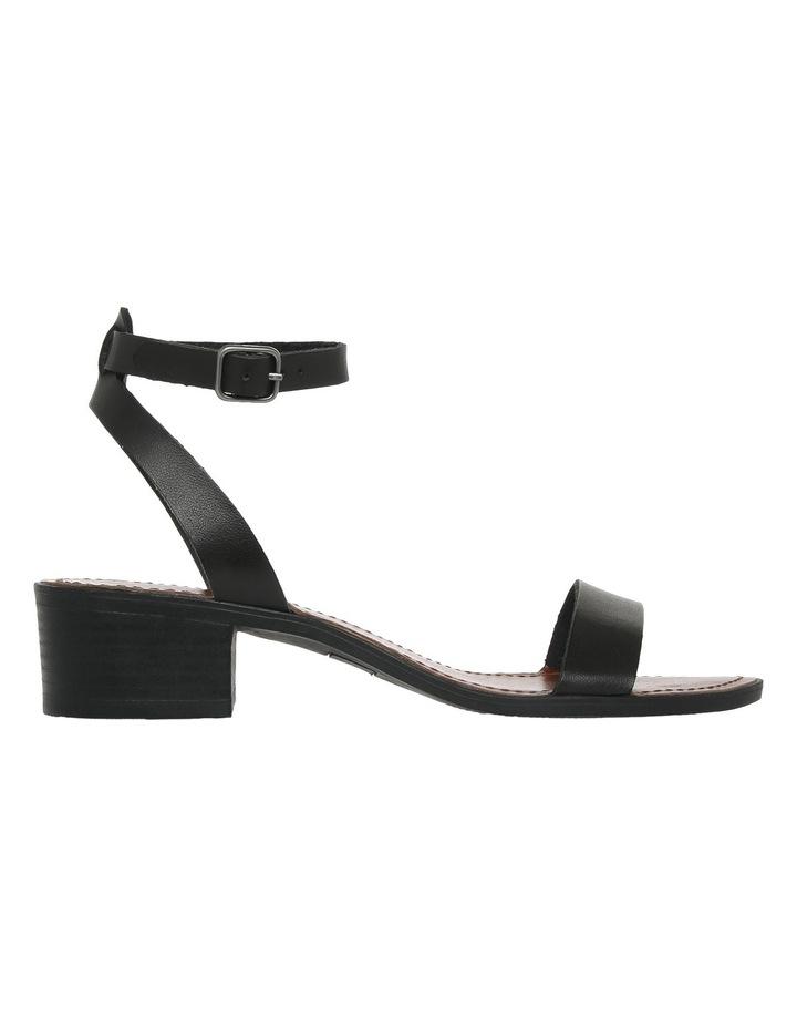 Basha Black Sandal image 1
