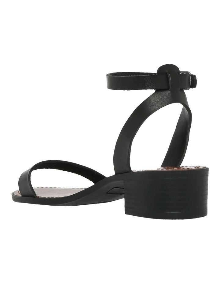 Basha Black Sandal image 2