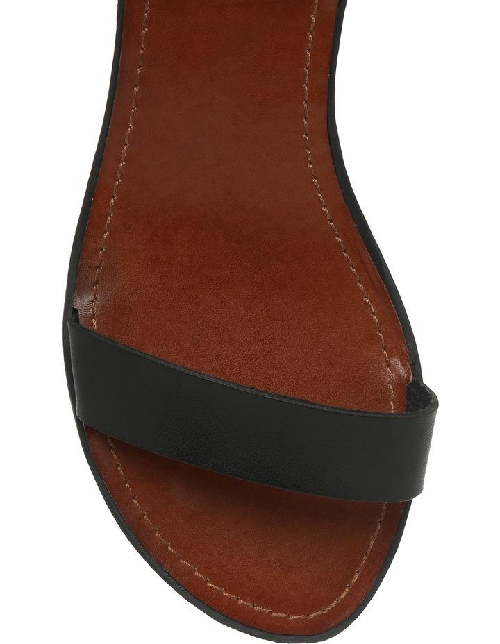 Basha Black Sandal image 3