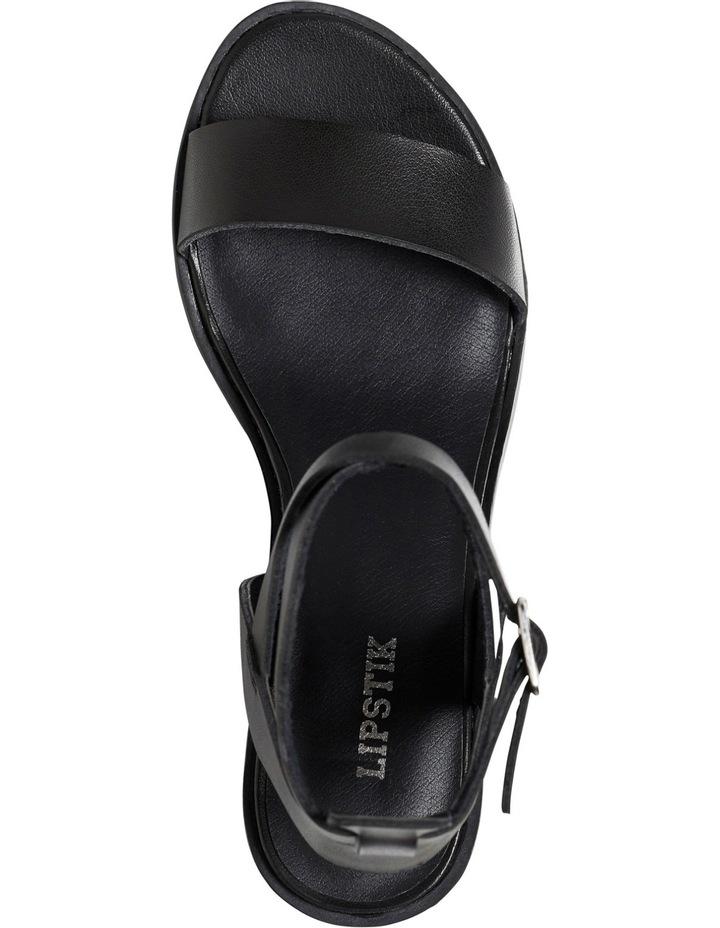 Black Base Sandal image 3