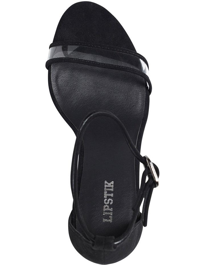 Inessa Black Sandal image 3