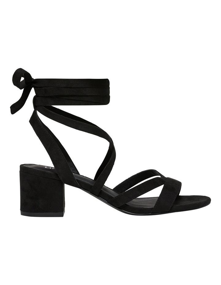 Maxine Black Sandal image 1