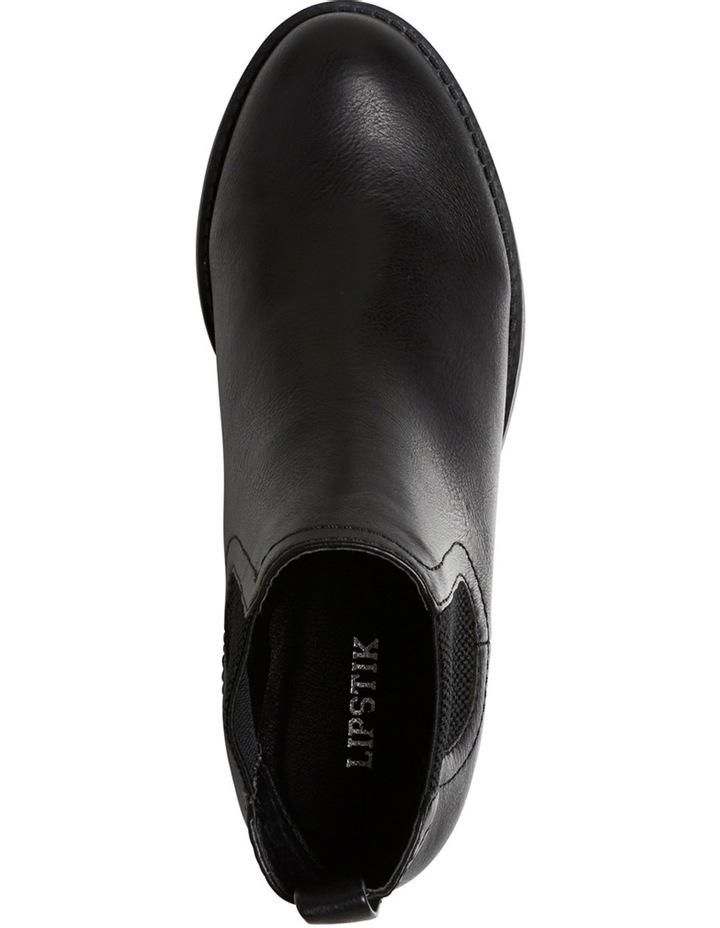 Akira Black Boot image 3