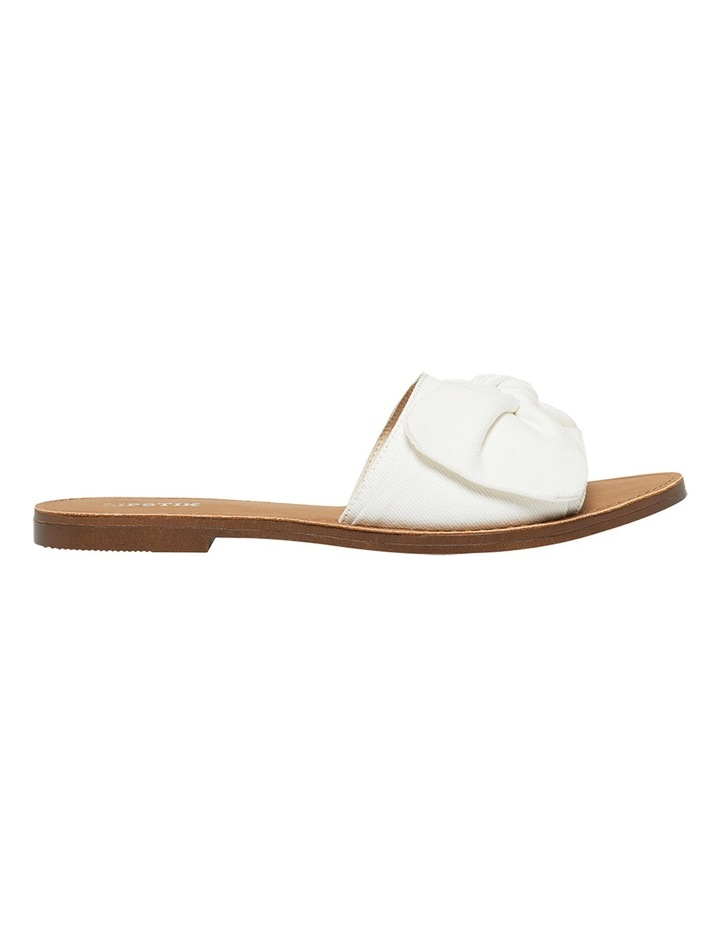 Brielle white sandal image 1