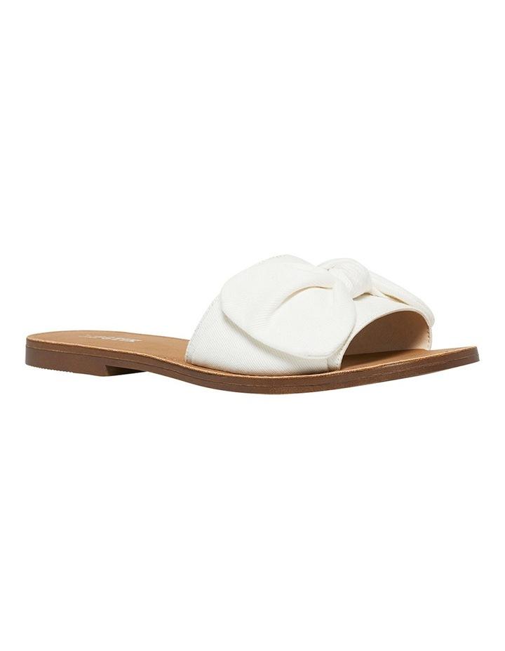 Brielle white sandal image 2