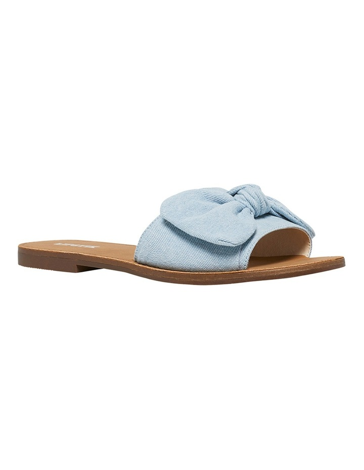 Brielle Denim Fabric Sandal image 2