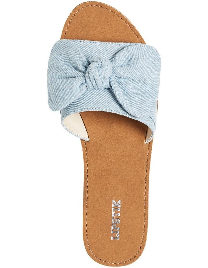 Brielle Denim Fabric Sandal image 3