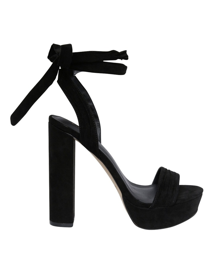 Biana Black Micro Sandal image 1