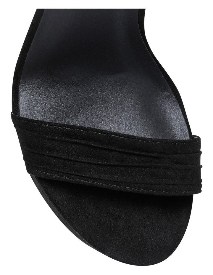 Biana Black Micro Sandal image 3