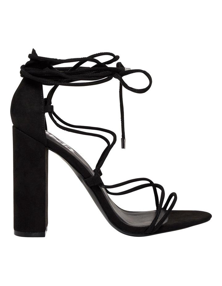 Ibbie Black Sandal image 1