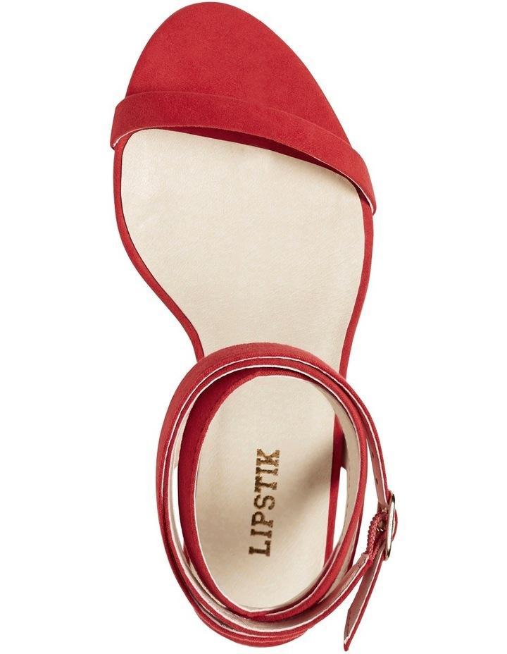 Ishi Red Sandal image 3