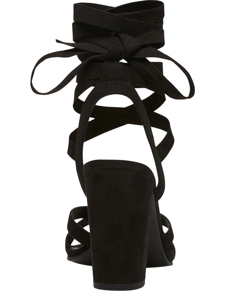 Nini Black Sandal image 4