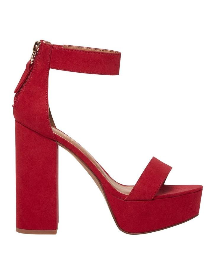 Sakari Flame Red Sandal image 1