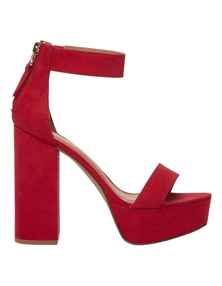 Sakari Flame Red Sandal image 2