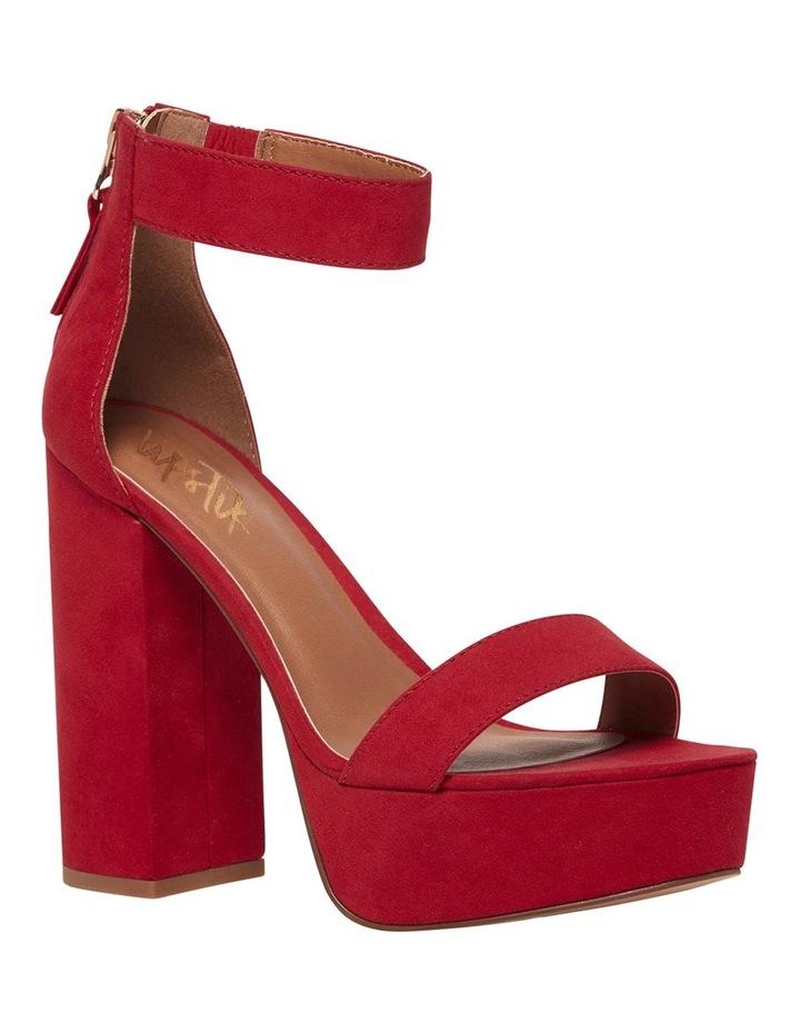 Sakari Flame Red Sandal image 4
