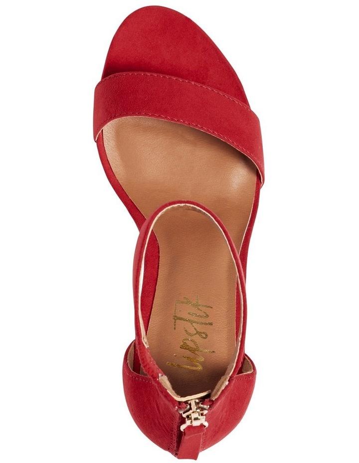 Sakari Flame Red Sandal image 5
