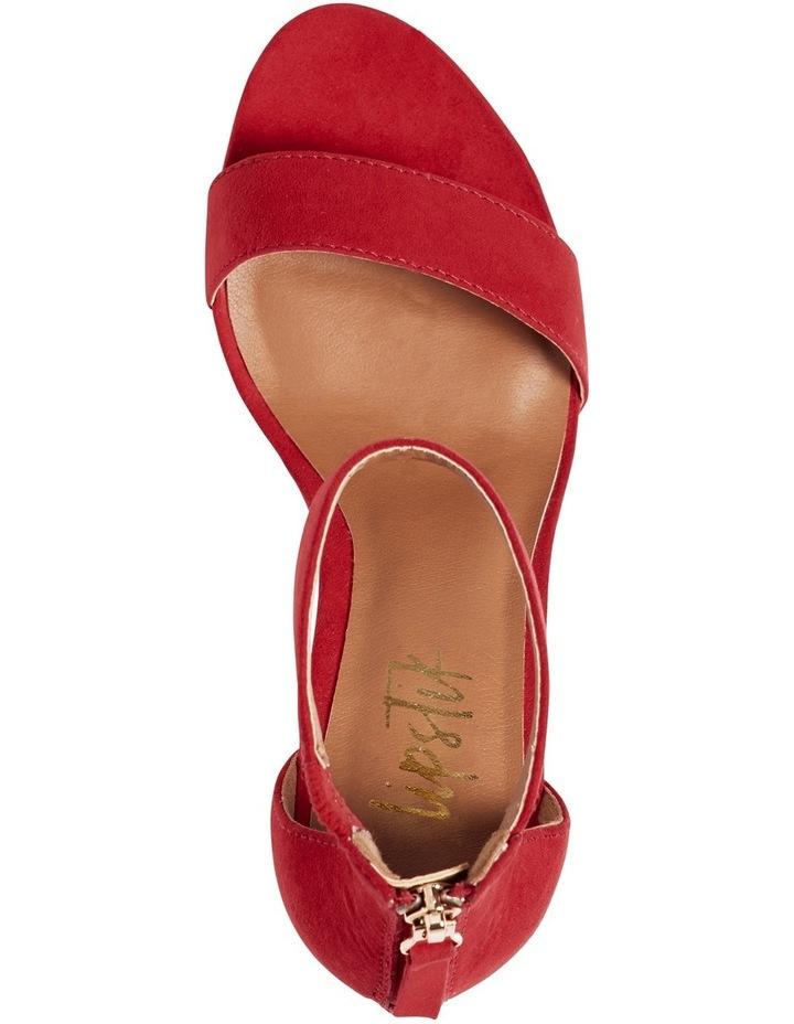 Sakari Flame Red Sandal image 6