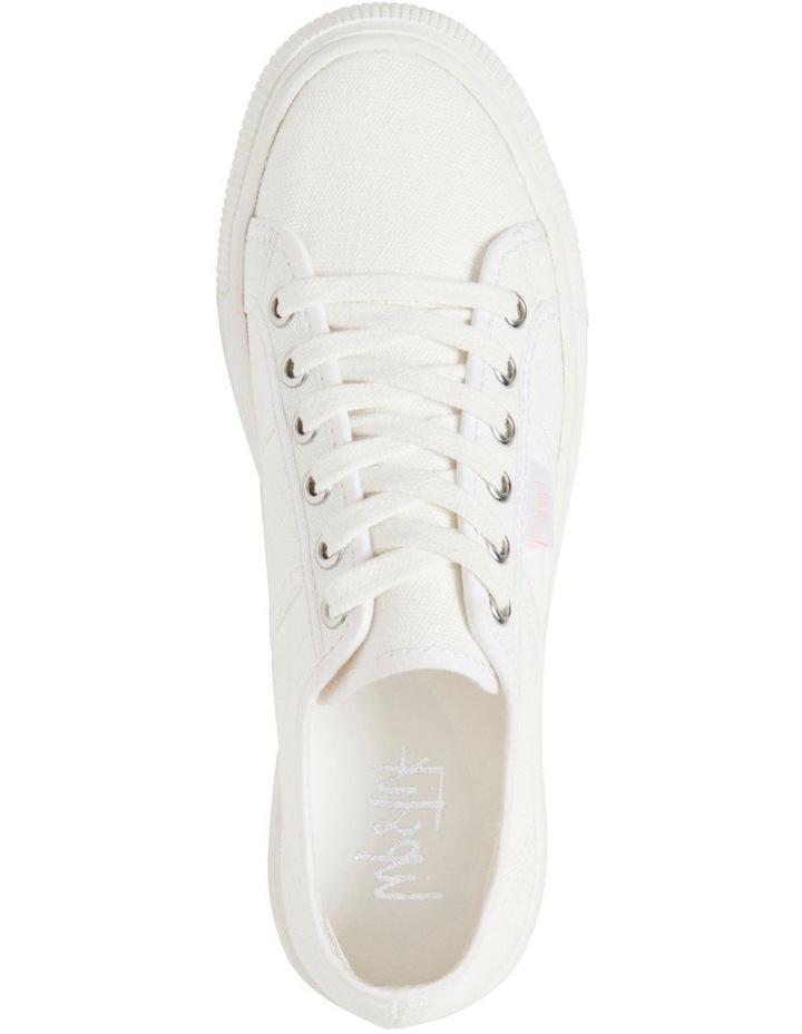 Rayden White Sneaker image 3