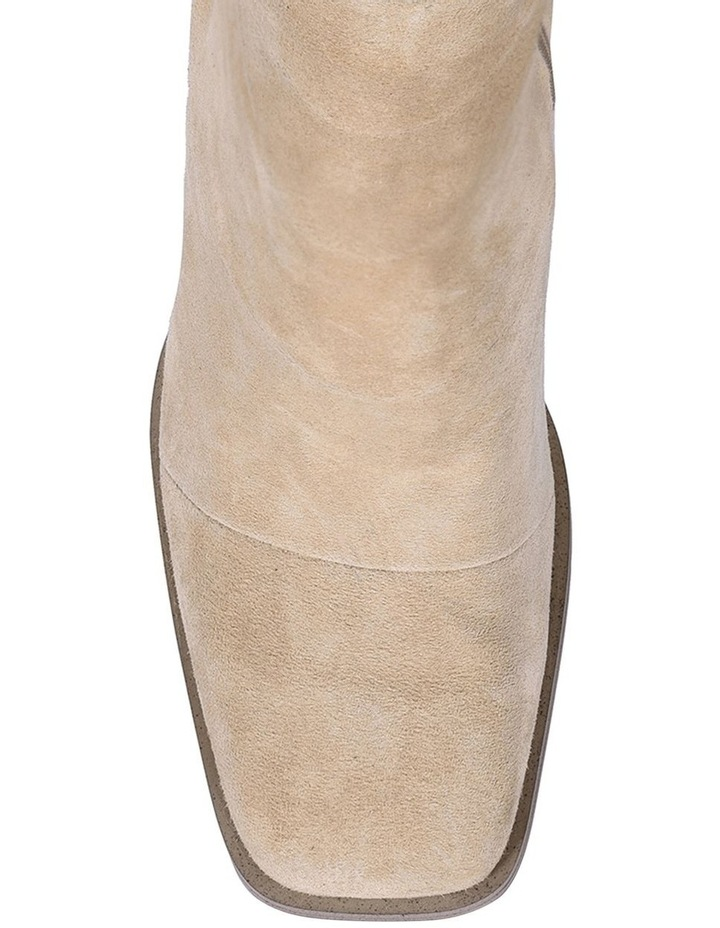 Benny Sand Suede Boot image 2