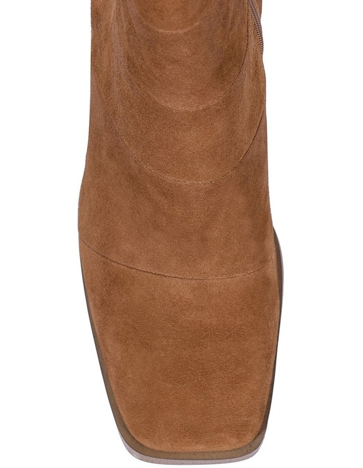 Benny Tan Suede Boot image 2