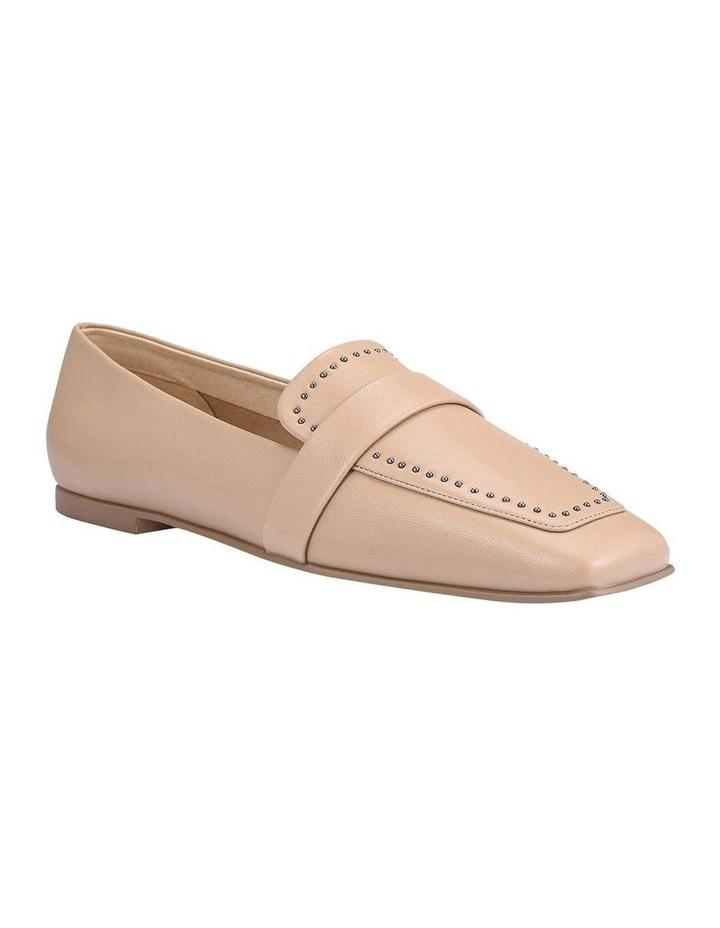 Risky Camel Flat Shoe image 2